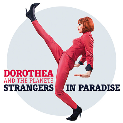 Strangers In Paradise Album CD Cover